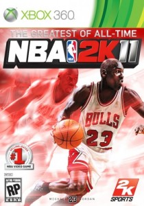 NBA 2K11 [Xbox 360]