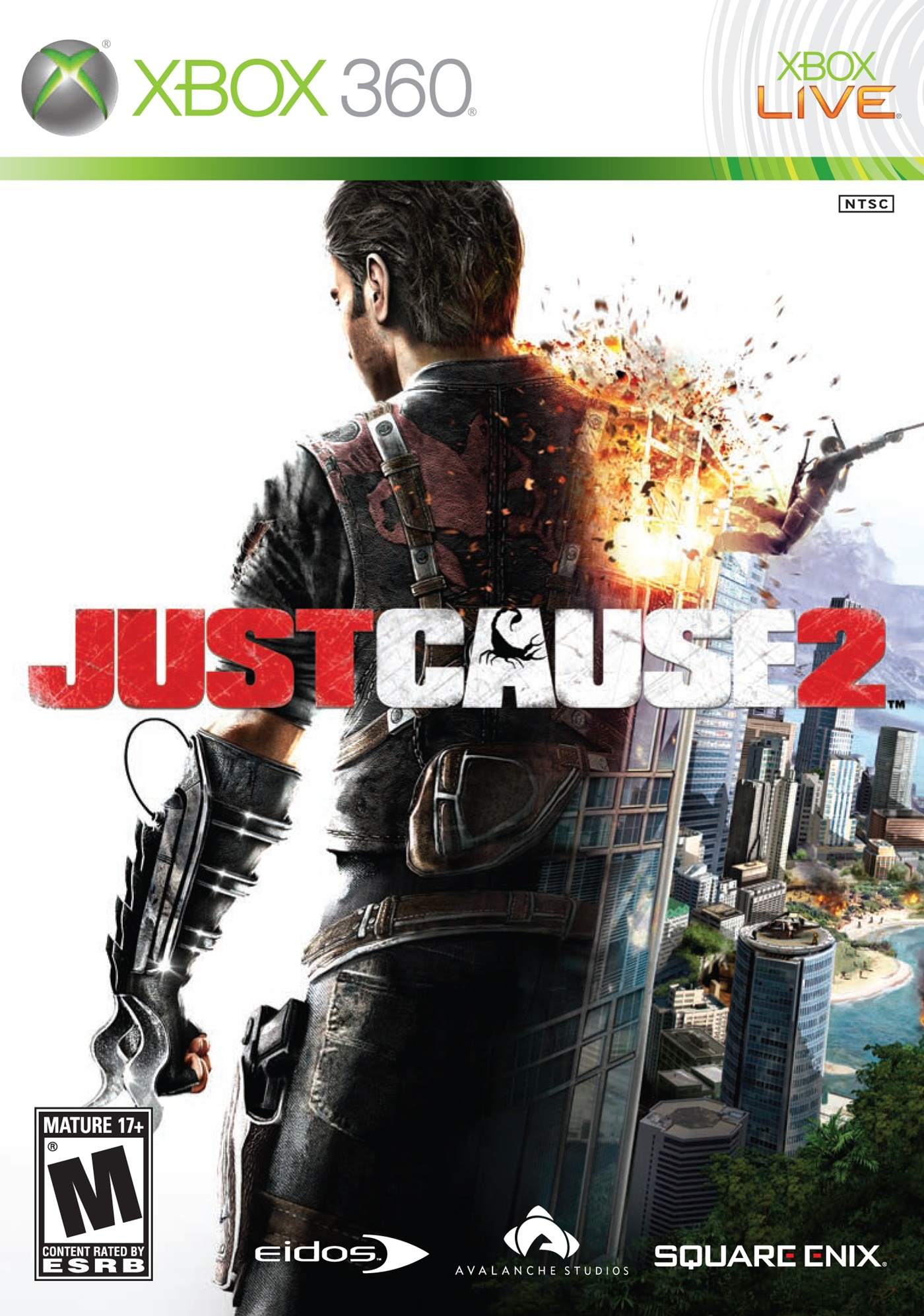 Screens Zimmer 9 angezeig: just cause 2 pc download