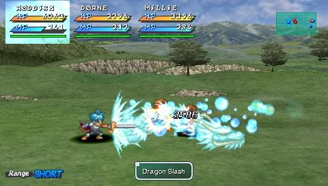 Star Ocean: First Departure (screenshot)