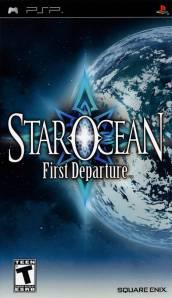 Star Ocean: First Departure [PSP, 2008]