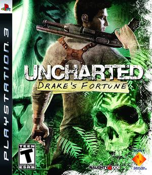 Uncharted: Drake's Fortune [PS3, 2007]