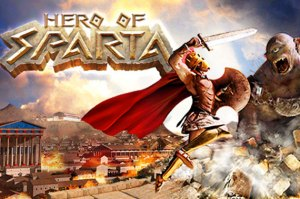 Hero of Sparta [PS3/PSP Mini]