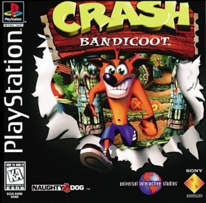 Crash Bandicoot [Playstation, 1996]