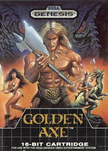 Golden Axe [Genesis, 1989]