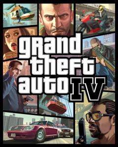 Grand Theft Auto IV [Xbox 360, 2008]