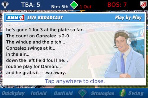 iOOTP Baseball 2011