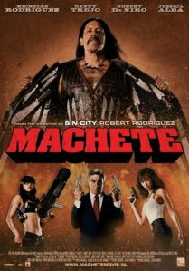 Machete [2010]