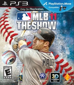 MLB 11: The Show [Playstation 3, 2011]