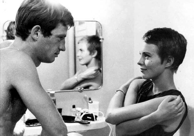 Breathless [1960, Godard]