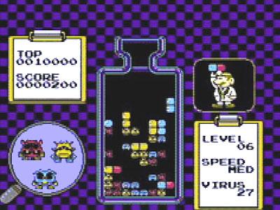 Dr. Mario, NES (1990, Europa)