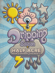 Dripping Saison [Half Acre Brewery]