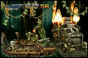 Metal Slug Anthology [PSP, 2007]