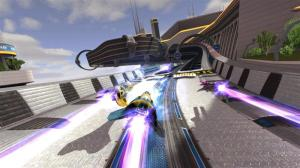 Wipeout HD [PS3, 2008]