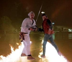 Back to the Future [1985]