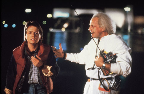 Back to the Future [1985, Zemeckis]