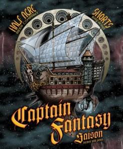 Captain Fantasy [Half Acre Brewery]