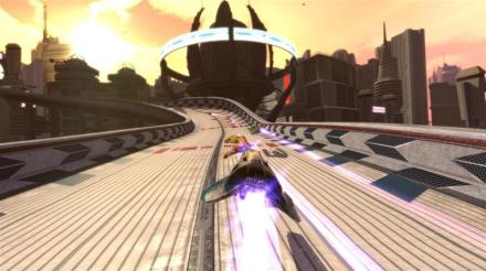 Wipeout HD [Playstation 3, 2008]