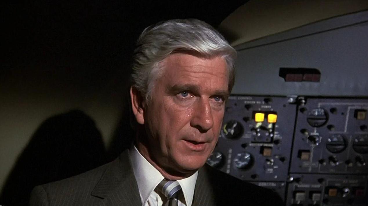 Airplane Movie Grown Man
