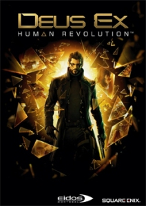 Deus Ex: Human Revolution [Playstation 3, 2011]