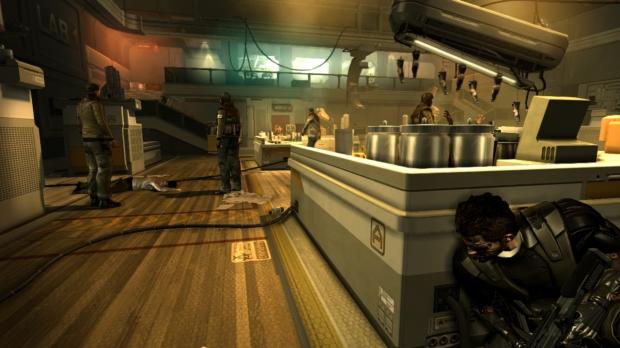 Deus Ex: Human Revolution [Playstation 3, 2011]