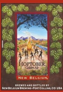 Hoptober Golden Ale [New Belgium Brewing Company]