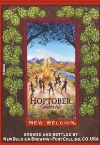 Hoptober Golden Ale [New Belgium Brewing Company]