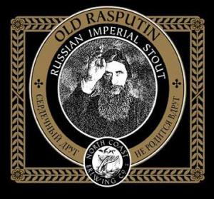 Old Rasputin Russian Imperial Stout [North Coast]