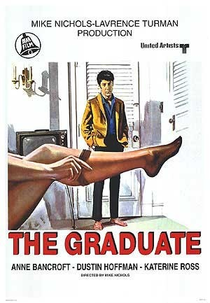 the graduate film critique 31 days of oscar: dustin hoffman and anne bancroft star in mike nichols' comedy masterpiece best picture nominee: 1967.