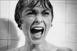 Psycho [1960] - shower scene