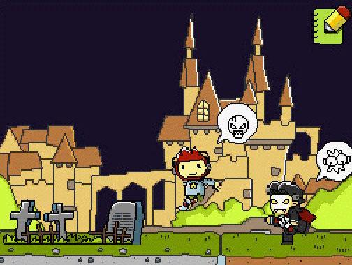 Scribblenauts [DS, 2009]