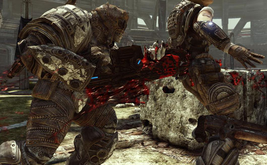 Gears of War 3 [Xbox 360, 2011]