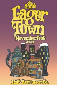 Lager Town [Half Acre Brewery]