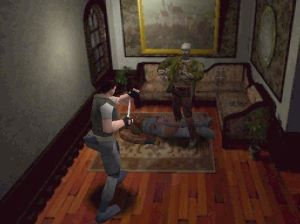 Resident Evil: Director's Cut [PS1]