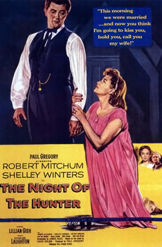 The Night of the Hunter [1955, Laughton]