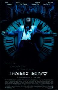 Dark City [1998, Alex Proyas]