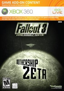 Fallout 3: Mothership Zeta [Xbox 360]