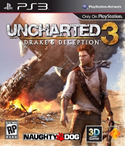 Uncharted 3: Drake's Deception [PS3, 2011]