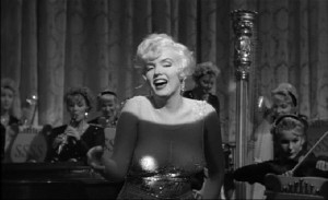 Marilyn Monroe in Some Like It Hot [1959]