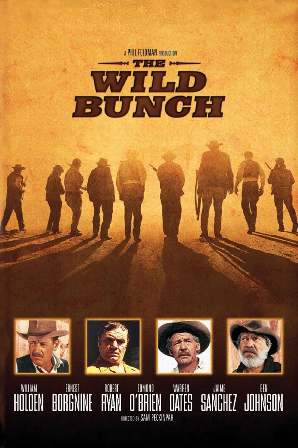 Movie Project 6 The Wild Bunch 1969 The Warning Sign