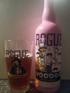 Rogue & Voodoo Doughnut - Bacon Maple Ale