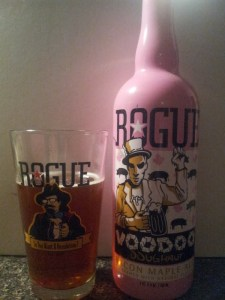 Rogue & Voodoo Doughnut - Bacon Maple Ale