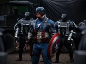 Captain America: The First Avenger [2011]
