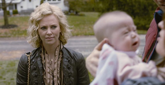 Charlize Theron is brilliant as a thirty-something young adult fiction ...
