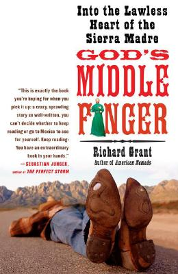 'God's Middle Finger' by Richard Grant