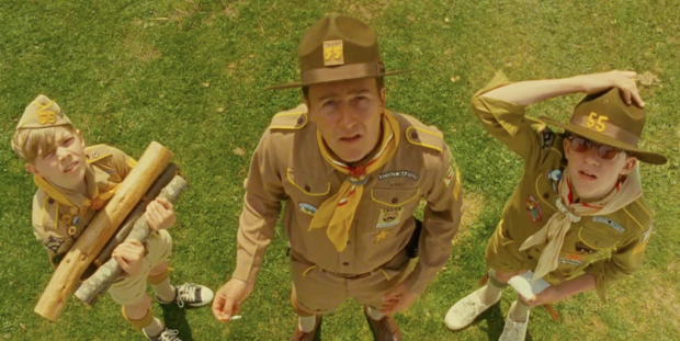 Moonrise Kingdom [2012]