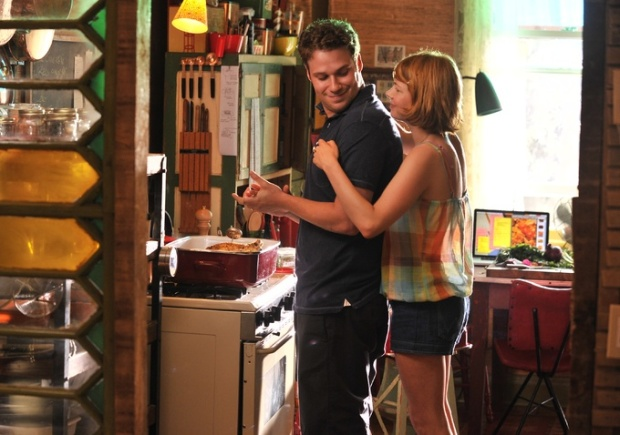 Take This Waltz [2011] -- Seth Rogen & Michelle Williams