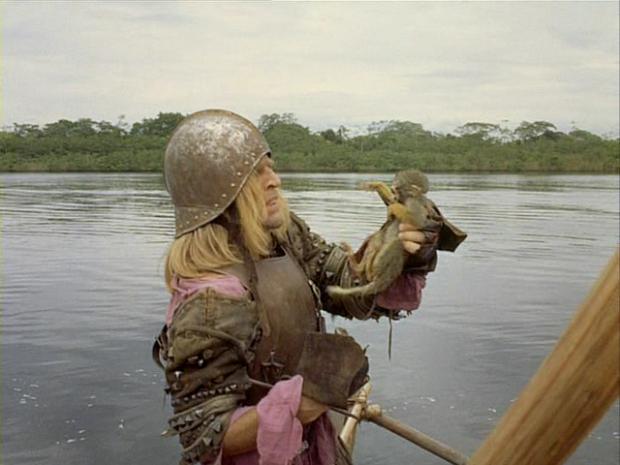 Aguirre, the Wrath of God [1972]