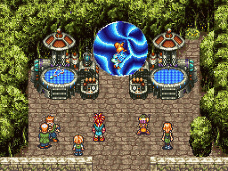 Chrono Trigger [DS]