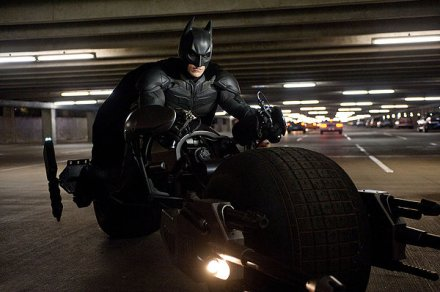 The Dark Knight Rises [2012]
