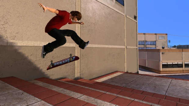 Tony Hawk's Pro Skater HD [XBLA]